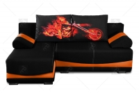 Rohová sedacia súprava Fiori - Akcia  - výpredaj