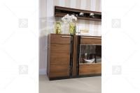 Skrinka TV Porti 25 Funkčný a elegantný nábytok