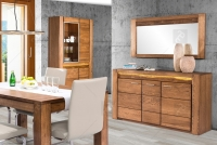 Toaletný stolík do  spálňa  Velvet 78 - Dub rustical kolekcia velvet - Nábytok do jedálne