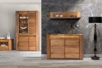 Toaletný stolík do  spálňa  Velvet 78 - Dub rustical kolekcia velvet - Nábytok