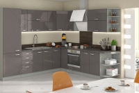 Kuchyně Prado - Komplet L 260x270 - Komplet nábytku kuchyňského