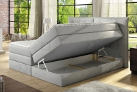 Boxspring posteľ Fendy 180 x 200 - výpredaj jasne Posteľ