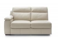 Rohová sedacia súprava s funkciou spania Libretto 2,5F-E-1-1HT/BK - Výpredaj Pohovka dwuosobowa