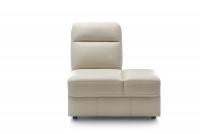 Rohová sedacia súprava s funkciou spania Libretto 2,5F-E-1-1HT/BK - Výpredaj modul koncowy
