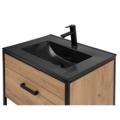 Umývadlo ceramiczna UM-8003-80 - Black