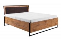 Posteľ do spálne Loft 160x200 - Bez vnútorného úložného priestoru
