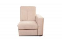 Rohová sedacia súprava z elektrycznie wysuwana funkcja Relax Presto OTM-BK/2,5F/TT/1RFele - Dopredaj kolekcie   Kreslo