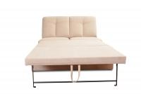 Rohová sedacia súprava z elektrycznie wysuwana funkcja Relax Presto OTM-BK/2,5F/TT/1RFele - Dopredaj kolekcie   modul ze spaniem