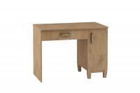 Písací stôl so zásuvkou TC-BI1D1S - Tosca
