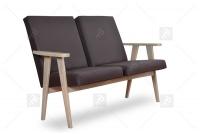 Kreslo - Klubová lavica do čakárne 2 os.