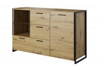 Komplet nábytku do obývačky Sitkah  Komoda Sitkah