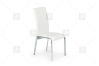 Stolička K135 biely - Výpredaj expozície biale Stolička