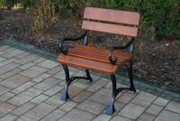 Kráľovská stolička s lakťovými opierkami Cyprys