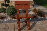 Židle zahradní Excelent Cypřiš