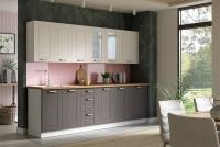 Kuchyně Nova - Komplet 2,6m - Komplet nábytku kuchyňského