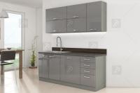 Kuchyně Prado - Komplet 1,8 - Komplet nábytku kuchyňského
