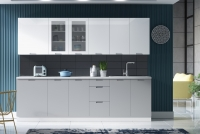 Kuchyňa Salma - Komplet 2,6m - Komplet nábytku kuchennych