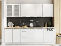 Kuchyňa Trend Line Zoya - Komplet 2,6m - Komplet nábytku kuchennych
