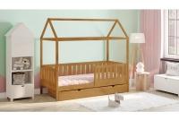 Detská posteľ domček Dora 2 Certifikát drewniane Posteľ domek
