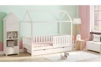 Detská posteľ domček Dora 2 Certifikát Posteľ detský w ksztalcie domku