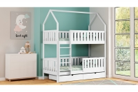 Poschodová posteľ domček Dolores Certifikát