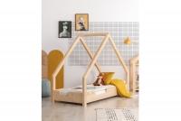 Posteľ detský domek Lookie C posteľ drewniane domek