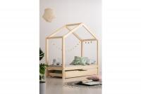 Detská posteľ v tvare domčeka Arek II  posteľ z szuflada