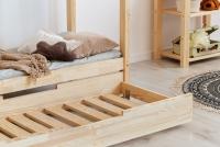 Detská posteľ v tvare domčeka Arek II  posteľ sosnowe