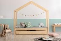 Detská posteľ v tvare domčeka Arek II  posteľ domek z szuflada