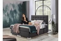 Boxspring posteľ Inez 160 x 200 Posteľ z materacem