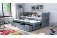 Dětská postel Swen výsuvná DPV 002 Certifikát