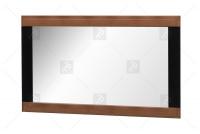 Ozdobné zrkadlo Porti 80 - Antický dub