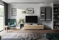 Moderná obývacia stena Cordoba Matera/Matera-Artisan