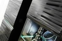 Obývacia stena Blade 4 predné časti sahara