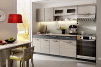 Moreno Picard 2,6 m - Komplet kuchynského nábytku