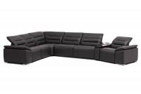 Rohová sedacia súprava s funkciou Relax i systemem audio Impressione 1RF-1-E-1,5-1,5-TTSU-1RF
