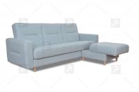 Rohová sedacia súprava Napa  - Výpredaj Rohová sedacia súprava nappa z pufa odpinana