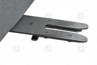Rohová sedacia súprava Napa  - Výpredaj sposob dopinania Taburety do naroznika nappa plus