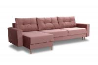 Rohová sedacia súprava Penelope II - Koncovka Série Rohová sedacia súprava z nozkami