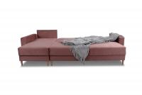 Rohová sedacia súprava Penelope II - Koncovka Série Rohová sedacia súprava rozkladany do spania