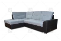 čalúnená rohová sedacia súprava Twins - Výpredaj expozície Rohová sedacia súprava twins lewostronny