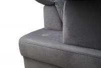 Rohová sedacia súprava Belavio L Rohová sedacia súprava z gniazdkiem
