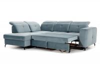 Rohová sedacia súprava Belavio L Rohová sedacia súprava s funkciou spania