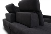 Rohová sedacia súprava Belavio L Rohová sedacia súprava  zregulowana glebokoscia siedziska
