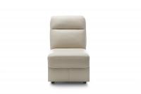 Rohová sedacia súprava s funkciou spania Libretto 2,5F-E-1-1HT/BK - Výpredaj mudul jednoosobowy