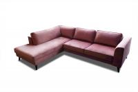 Rohová sedacia súprava rozkladacia Lumber Jack OTM/BK-2DL
