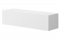 Moderní Skříňka závěsná tv Altara tv120 Bílý