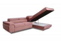 Moderná rohová sedacia súprava Annabelle Rohová sedacia súprava