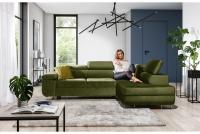 Moderná rohová sedacia súprava Annabelle Rohová sedacia súprava  do obývacej izby