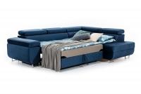 Moderná rohová sedacia súprava Annabelle Rohová sedacia súprava rozkladany do spania